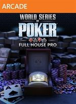 Jaquette World Series of Poker : Full House Pro