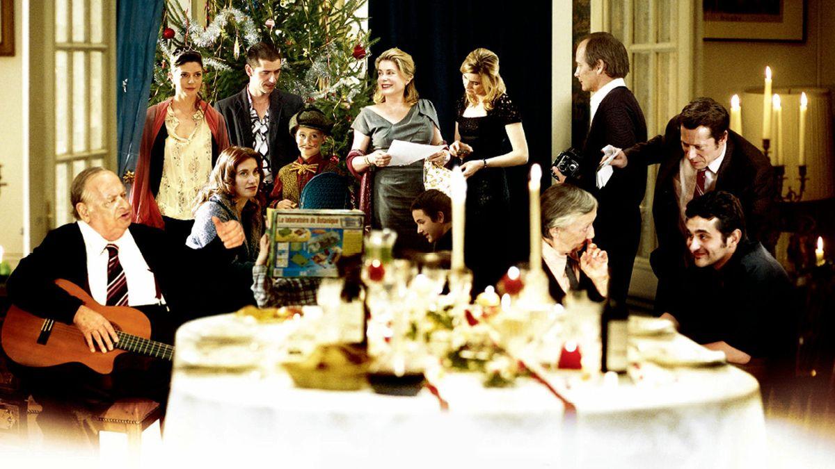 Image result for Un conte de Noël (2008)