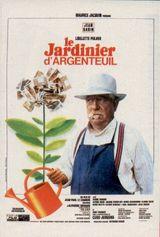Affiche Le Jardinier d'Argenteuil