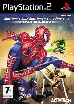 Jaquette Spider-Man : Allié ou Ennemi