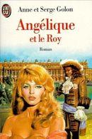 Couverture Angélique et le Roy - Angélique, tome 3