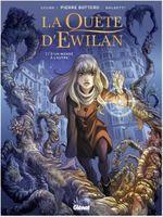 Couverture D'un monde à l'autre - La Quête d'Ewilan, tome 1