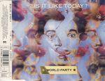 Pochette Is It Like Today (Single)