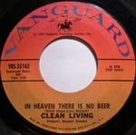 Pochette In Heaven There Is No Beer / Backwoods Girl (Single)