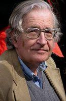 Photo Noam Chomsky