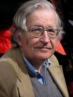 Photo Noam Chomsky