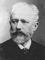 Photo Pyotr Ilyich Tchaikovsky