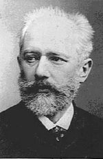 Photo Pyotr Ilyich Tchaikovsky
