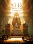 Couverture Le Dernier Pharaon - Alix Senator, tome 2