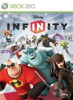 Jaquette Disney Infinity