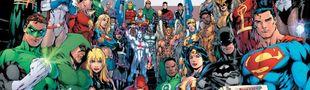 Cover Meilleurs Super Héros, par un néophyte des comics