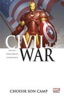 Couverture Choisir son camp - Civil War, tome 5