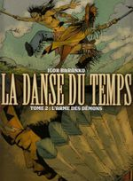 Couverture L'arme des démons - La danse du temps, tome 2