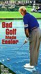Affiche Leslie Nielsen's Bad Golf Made Easier