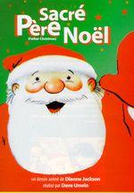 Affiche Sacré Père Noël