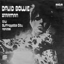 Pochette Starman / Suffragette City (Single)