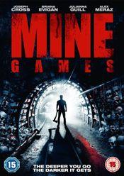 Affiche Mine Games