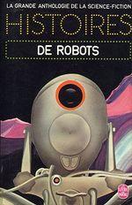 Couverture Histoires de robots