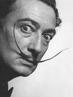 Photo Salvador Dalí