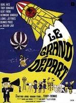 Affiche Le Grand Départ Vers La Lune
