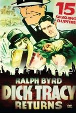 Affiche Dick Tracy Returns