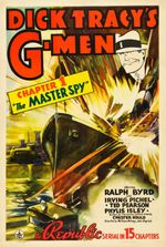Affiche Dick Tracy's G-Men