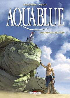 Couverture Standard-Island - Aquablue, tome 14
