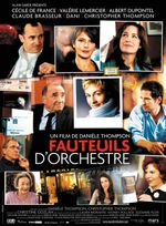 Affiche Fauteuils d'orchestre