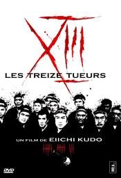 Affiche Les Treize Tueurs