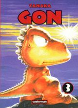 Couverture Gon, tome 3