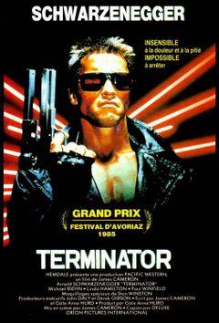 Affiche Terminator