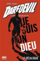 Couverture Le Décalogue - Daredevil, l'homme sans peur, tome 4