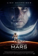 Affiche Last Days on Mars