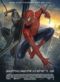 Affiche Spider-Man 3