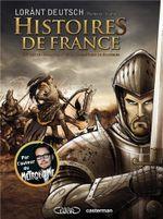 Couverture XVIe siècle-François 1er et le connétable de Bourbon - Histoires de France, tome 1