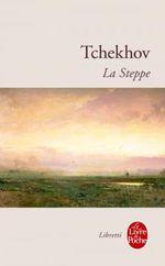 Couverture La Steppe