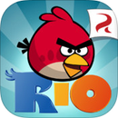 Jaquette Angry Birds Rio