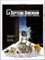 Affiche La Septième Dimension