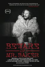 Affiche Beware of Mr. Baker