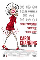 Affiche Carol Channing: Larger Than Life