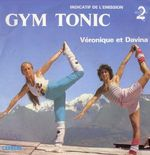 Pochette Gym Tonic (Single)
