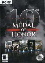 Pochette Medal of Honor: 10th Anniversary (OST)