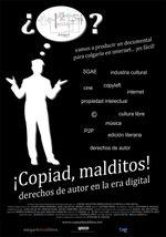 Affiche Copyright, ou le droit de copier