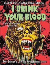 Affiche I Drink Your Blood
