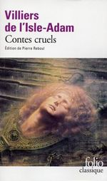 Couverture Contes cruels