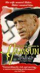 Affiche Hamsun