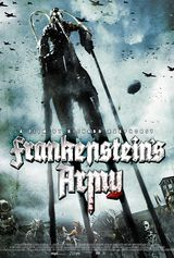 Affiche Frankenstein's Army