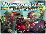 Jaquette Awesomenauts: Starstorm