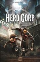 Couverture Chroniques - Hero Corp, tome 2