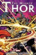 Couverture The Mighty Thor (2011), tome 3